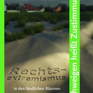 """Cover-Abbildung """"Schweigen heißt Zustimmung"""", Bund der Deutschen Landjugend"""
