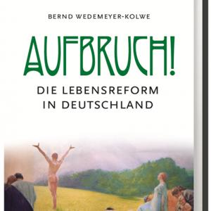 "Cover-Abbildung ""Aufbruch"", Wissenschaftliche Buchgesellschaft Darmstadt"